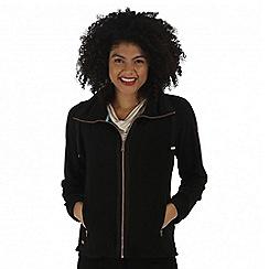 Regatta - Black Daphnie fleece