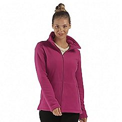 Regatta - Purple Cathie fleece