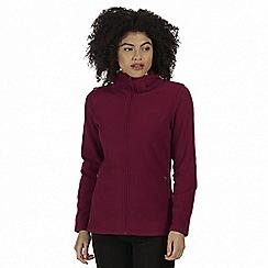 Regatta - Red 'Cathie' fleece