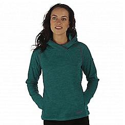 Regatta - Teal montem sweater fleece