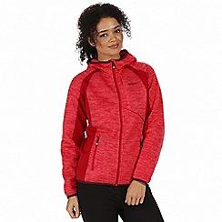 Regatta - Red 'Willowbrook' fleece