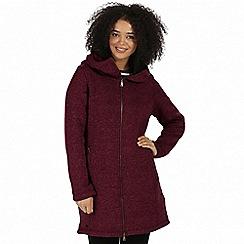Regatta - Purple 'Radella' sweater fleece