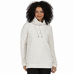 Regatta - White 'Hermina' fleece