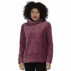 Regatta - Pink 'Hermina' fleece