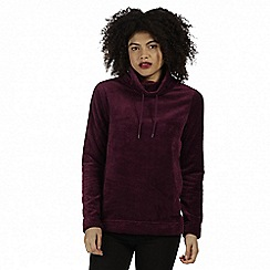 Regatta - Purple 'Hermina' fleece