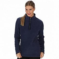 Regatta - Blue 'Embraced' fleece