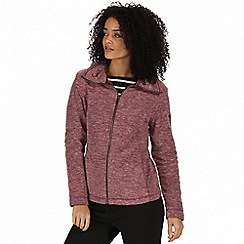 Regatta - Purple 'Zalina' fleece