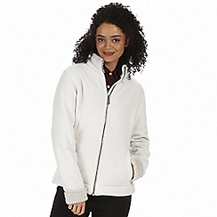 Regatta - White 'Blesila' fleece