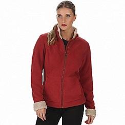 Regatta - Red 'Blesila' fleece
