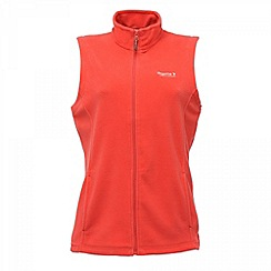 Regatta - Peach sweetness fleece bodywarmer
