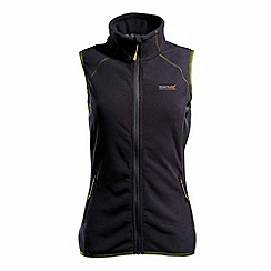Regatta - Black womens uprise bodywarmer