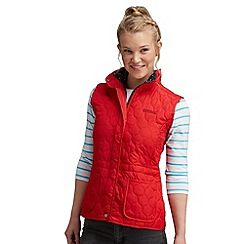 Regatta - Red mollie bodywarmer
