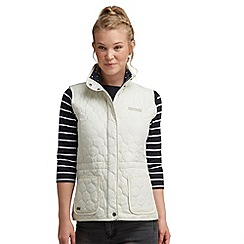 Regatta - White mollie bodywarmer