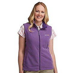 Regatta - Purple sweetness bodywarmer