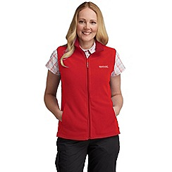 Regatta - Red sweetness bodywarmer