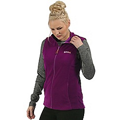 Regatta - Blackcurrant sweetness body warmer
