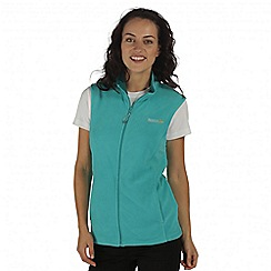 Regatta - Teal sweetness body warmer