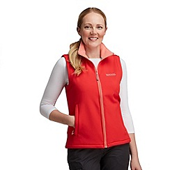Regatta - Red lilou bodywarmer