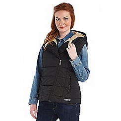 Regatta - Black evermore quilted bodywarmer