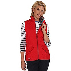 Regatta - Red krystie body warmer