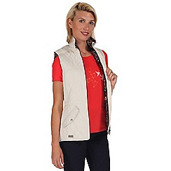 Regatta - White krystie body warmer