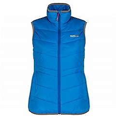 Regatta - Blue Icebound showerproof body warmer