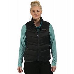 Regatta - Black Icebound showerproof body warmer