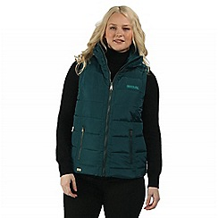 Regatta - Teal Wren body warmer