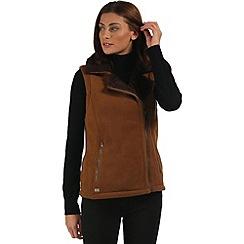 Regatta - Brown Bernetta body warmer