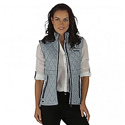 Regatta - Blue cosmia body warmer