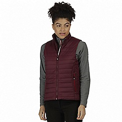 Regatta - Purple 'Icebound' bodywarmer