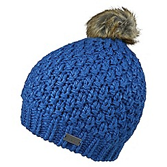 Regatta - Petrol blue huddle hat