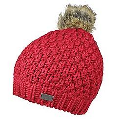 Regatta - Persian red huddle hat
