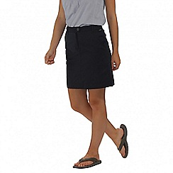 Regatta - Navy sophillia skirt
