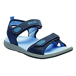 Regatta - Navy lady terrarock active sandals
