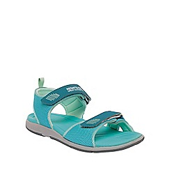 Regatta - Aqua/mint lady terrarock casual walking sandal