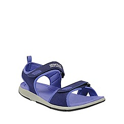 Regatta - Purple lady terrarock casual walking sandal