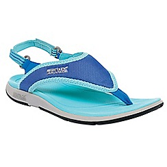 Regatta - Blue lady trailrider sport sandal
