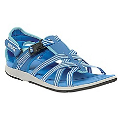 Regatta - Blue lady supa-swift casual sandal