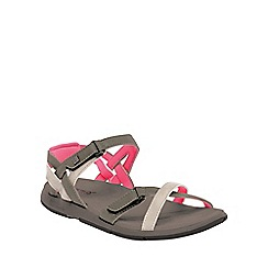 Regatta - Walnut/tulip lady santa cruz everyday sandals