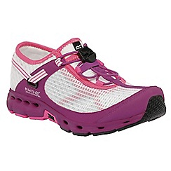 Regatta - Magenta/pink lady hydra-pro adventure trail shoes