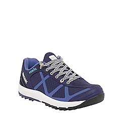 Regatta - Purple hyper-trail low trail shoe