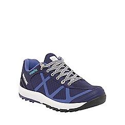 Regatta - Purple hyper-trail low trail shoe