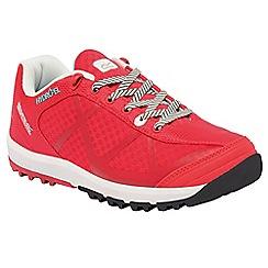 Regatta - Red Hyper-trail low trail shoe