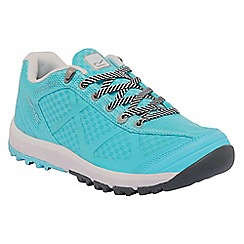Regatta - Bahama blue lady hyper-trail low trail shoe