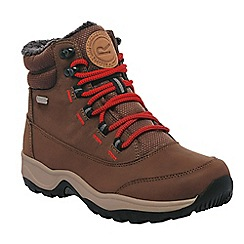Regatta - Chestnut mountpeak ladies walking boot