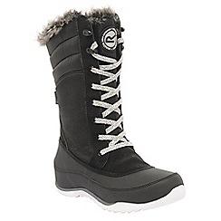 Regatta - Black westvale ladies walking boot
