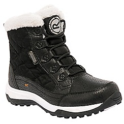 Regatta - Black astoria ladies walking boot