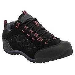 Regatta - Black eastmoor ladies walking shoe