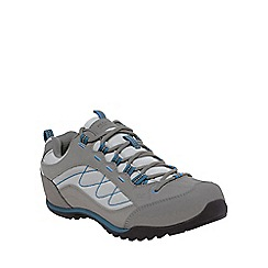 Regatta - Grey eastmoor ladies walking shoe